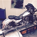 Harley-Davidson® CVO model 2015 on our dynamometer