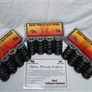 Wood Performance springs with lifetime warranty