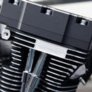 We can make one-off parts for your motorcycle. Here is a special madecylinder.