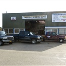 Front view of our premises