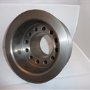 Pulley diameter 300 for a marine diesel engine