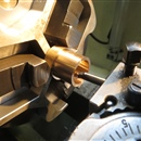Making of a bronze bushing